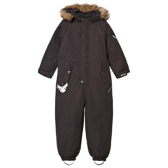 Wheat Snowsuit Miley Charcoal Charcoal