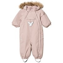 Wheat Snowsuit Nickie Rose Powder Rose Powder