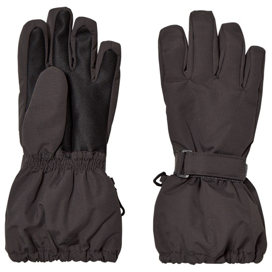 Wheat Technical Gloves Charcoal Charcoal