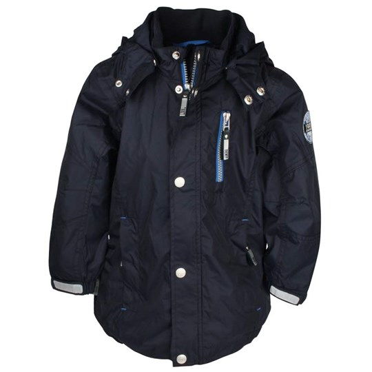 Ticket to heaven Linus Jacket Total Eclipse Blue