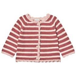 Mini A Ture Viona Cardigan Withered Rose