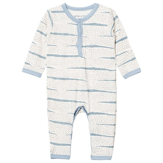 Mini A Ture Yao One-Piece Blue Fog Blue fog