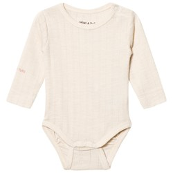 Mini A Ture Emmely Baby Body Sandshell