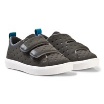 Native Grey Monaco Rubber Velcro Trainers 1250