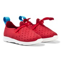 Native Red Apollo Moc Trainers 6400