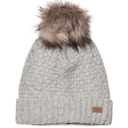 Melton Lamb Wool Sailor Hat Grey