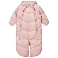 Mini A Ture Yoko B Coverall/Sleeping Bag Pale Mauve Pale mauve