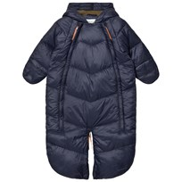Mini A Ture Yoko B Coverall/Sleeping Bag Blue Nights Blue Nights