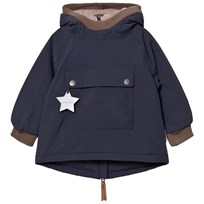 Mini A Ture Baby Wen B Jacket Blue Nights Blue Nights