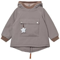 Mini A Ture Baby Wen B Jacket Steel Grey Steel Grey