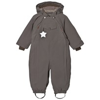 Mini A Ture Wisti M Snowsuit Steel Grey Steel Grey