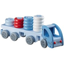 Kids Concept Sorting Truck Blue Blue