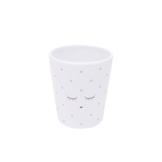 Livly Cup White/Silver Dots White/silver Dots