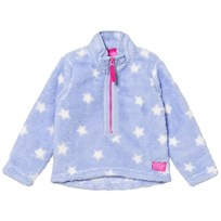 Tom Joule Blue Star Fleece Jacket SKY BLUE STAR