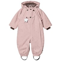 Mini A Ture Wisti M Snowsuit Rose Smoke Rose Smoke