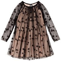 Stella McCartney Kids Black Tulle Misty Dress 1073