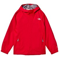 The North Face Red Resolve Reflective Jacket 682 TNF Red