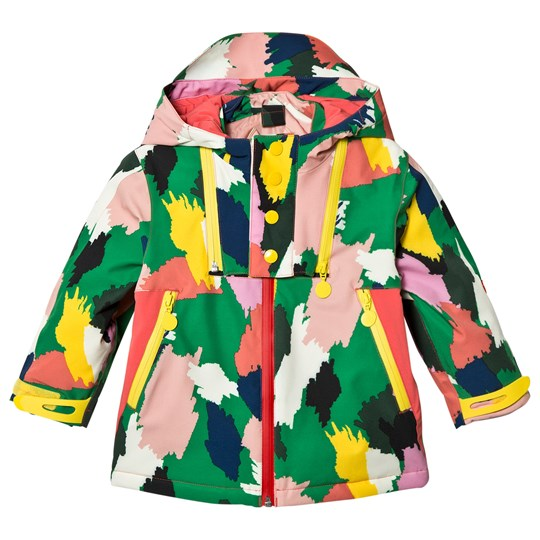 Stella McCartney Kids Multi Camo Rocket Ski Jacket 2865
