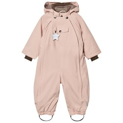 Mini A Ture Wisti M Snowsuit Rose Smoke