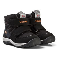 Viking RISSA GTX Shoes Black/Orange Black/Orange