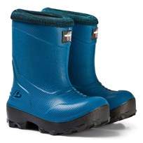 Viking Frost Fighter Boots Blue/Black Blue/Black