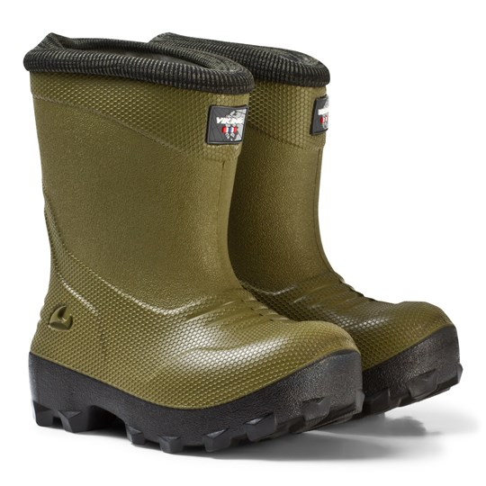 Viking Frost Fighter Boots Olive/Black Olive/Black