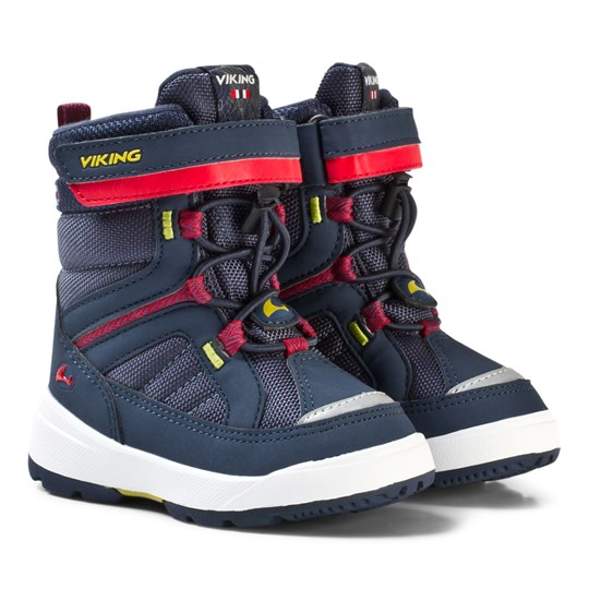 Viking PLAYTIME GTX Boots Navy/Red Navy/Red