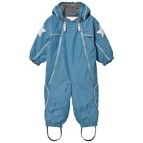 Molo Pyxis Baby Snowsuit Blue Mountain Blue Mountain