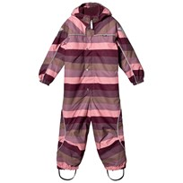 Molo Polaris Snowsuit Huckleberry Stripe Huckleberry stripe