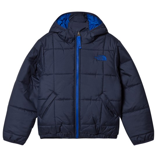 The North Face Navy Reversible Perrito Jacket AZL - Cosmic Blue