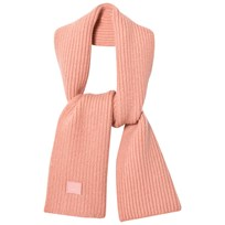 Acne Studios Wool Mini Bansy Scarf Pale Pink Pale Pink