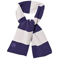Acne Studios Mini Nader Scarf Royal Blue Sininen