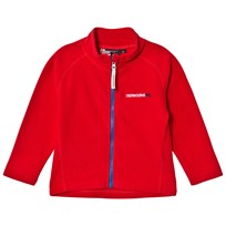 Didriksons Monte Kids Jacket 2 Red Rød