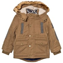 Mayoral Ocre Padded Hooded Parka 11