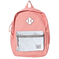 Herschel Heritage Youth Backpack Strawberry Ice Strawberry Ice/Reflective Rubb