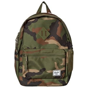 Image of Herschel Heritage Youth Backpack Woodland Camo (3065505231)