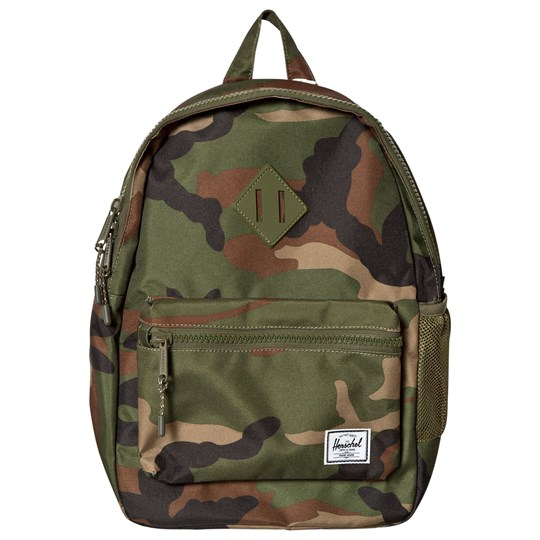 Herschel - Heritage Youth Backpack Woodland Camo - Babyshop.com fb7b46e20a3d1
