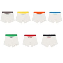 Stella McCartney Kids 7 Days of the Week Arthur Boxers Set 9082