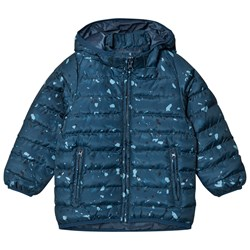 Soft Gallery Finley Jacket Reflecting Pond Terazzo Mega