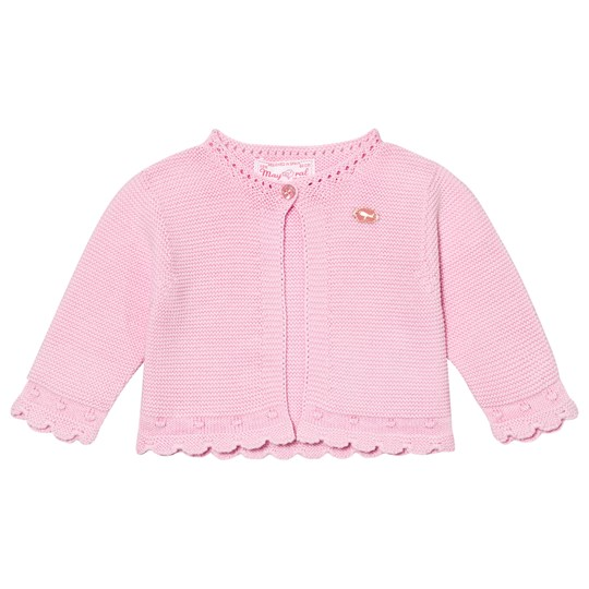 Mayoral Pink Knitted Cardigan 83