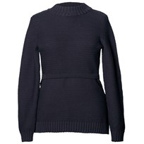 Boob Ellen Rib Knitted Sweater Midnight Blue Midnight Blue