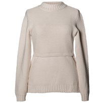 Boob Ellen Rib Sweater Off White Off white