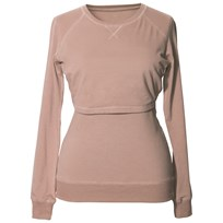 Boob B·Warmer Sweatshirt Powder Beige powder beige