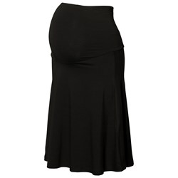 Boob Once-On-Never-Off Wide Skirt Black