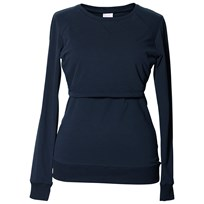 Boob B·Warmer Sweatshirt Midnight Blue