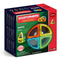 Magformers Magformers Curve 20 set Unisex