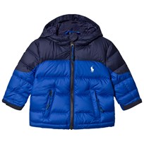 Ralph Lauren Blue/Navy Down Puffer Jacket 004