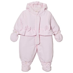 Image of Emile et Rose Layla Pale Pink Padded Coverall 6 months (2743769573)