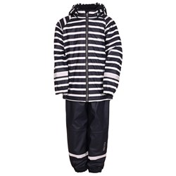 Kuling Kuling Outdoor, Regnställ, Fleece, Stripe,