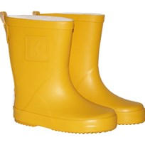 Kuling Rubber Boots Yellow Yellow